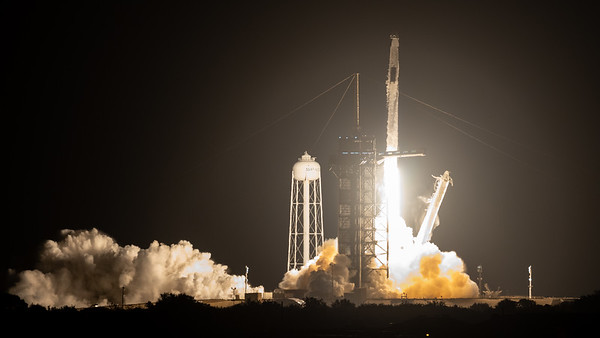 Crew-2 by SpaceX