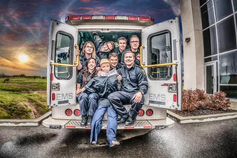Paramedic Class - PMA - Alberta, Canada
