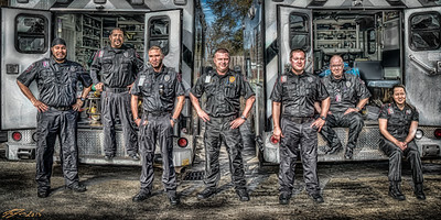Harris County Emergency Corps - Houston, USA