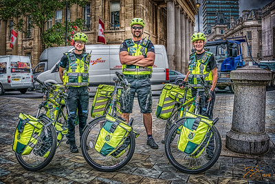 Cycle Response Unit - London, England