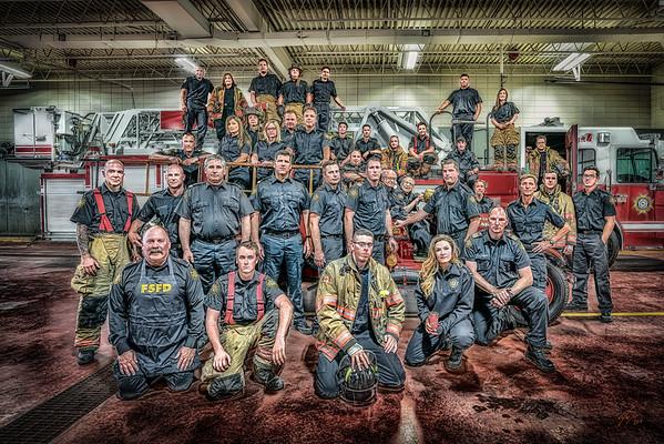 Fort Saskatchewan Fire Department - Alberta, Canada