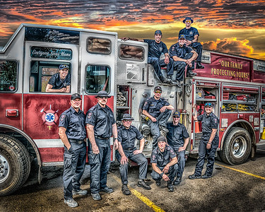 Leduc Fire Department - Canada