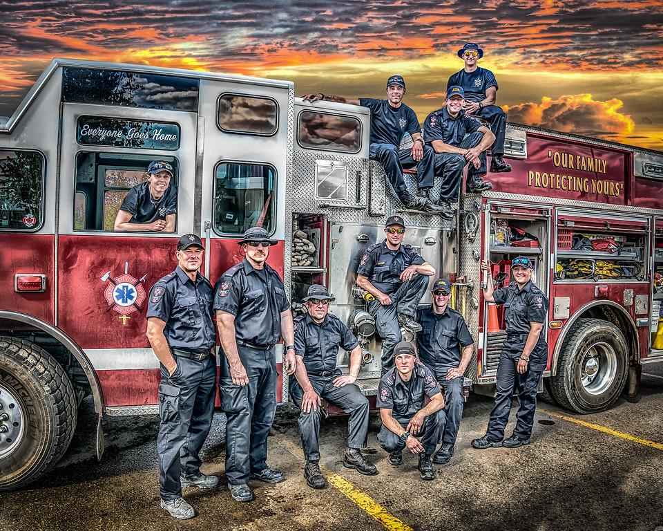 Leduc Fire Department - Canada