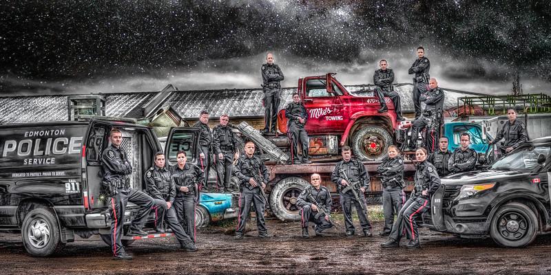 Squad 5 - Edmonton, Canada