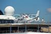 Helicopter on Katara