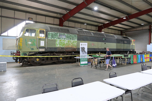 Crewe Heritage Centre - 30 Years in Preservation Event 2018
