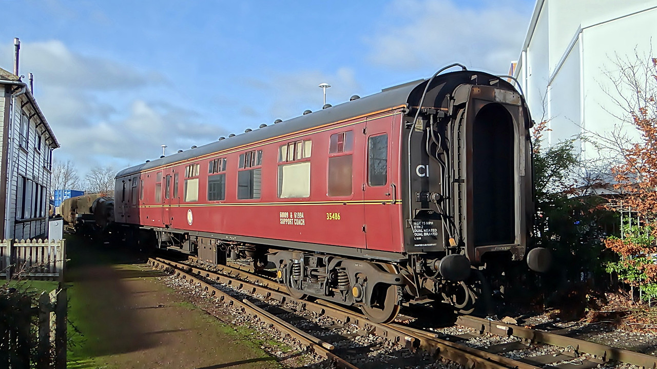 35486 Mk1 BSK 06,01,2012 (Support Coach For ST 60009)