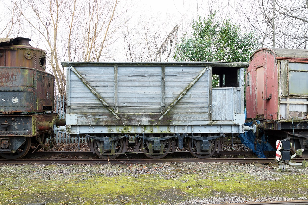 LNWR 6w Brake Van 02,03,2014 (From Severn Valley Railway)