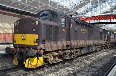 Crewe station 23rd July 2016