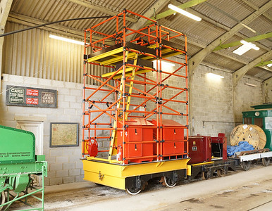 Railway Maintenance Vehicles & Wagons & Cranes