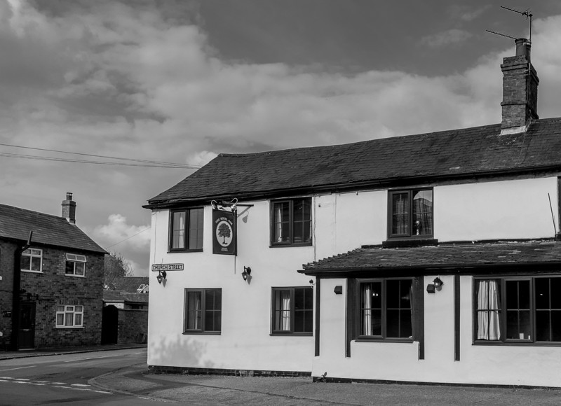 The Royal Oak, Church Street, Crick, Northamptonshire