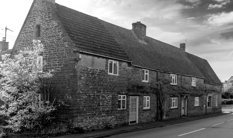 Cottages, Church Street, Crick, Northamptonshire