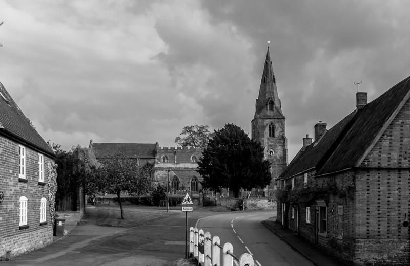 General View, Church Street, Crick, Northamptonshire