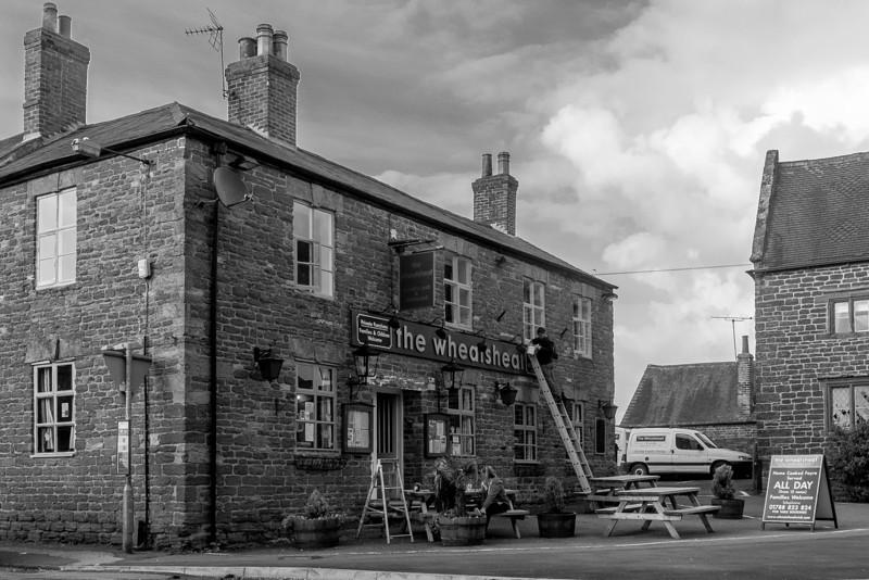 Wheatsheaf, Crick, Northamptonshire