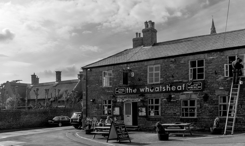 The Wheatsheaf, Crick, Northamptonshire