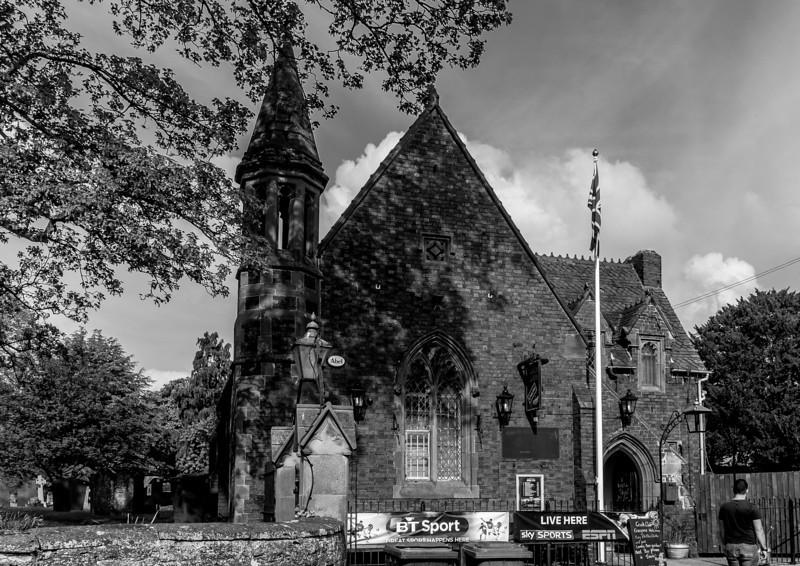 Ex Servicemen's Club, Church Street, Crick, Northamptonshire