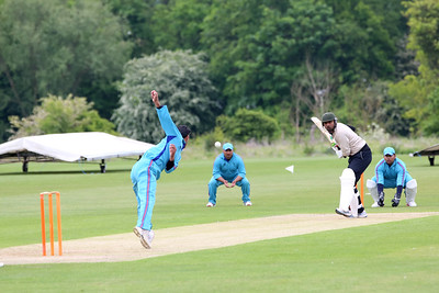 International Masroor Cricket England-A Vs AMJ Germany QTR Final (11 of 39)
