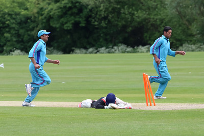 International Masroor Cricket England-A Vs AMJ Germany QTR Final (28 of 39)
