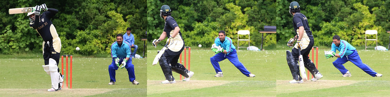International Masroor Cricket England Vs OmairXI - Semi Final (1 of 39)