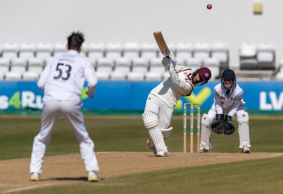 A Second XI Championship match between Northamptonshire and Derbyshire, played at the County Ground Northampton 13-16 April 2021