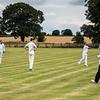 Umpires start proceedings