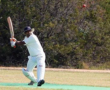 Cricket Practice -  Nov 2 2008