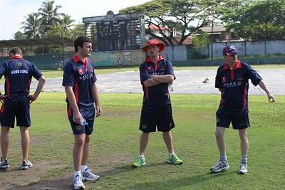 Hong Kong XI v. SLCB XI, 29 Nov 2011