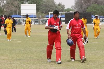 3rd/4th Play-off: Hong Kong v. Malaysia, 9 Apr 2010