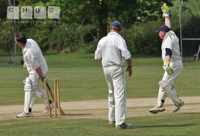 Bingham 1st (Sat) XI vs Plumtree 3rd XI 13/07/2013