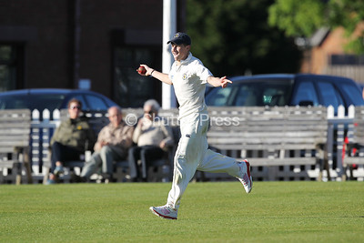 Blackhall CC vs Thornaby CC  Brunton Cup Final  Friday 5th June 2015