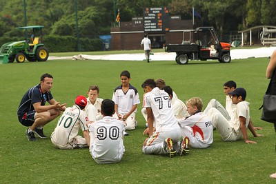 Gillespie Sports Cricket Academy v. Hong Kong U16