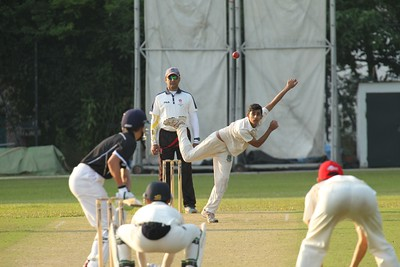 Gillespie Sports Cricket Academy v. Hong Kong U16/19