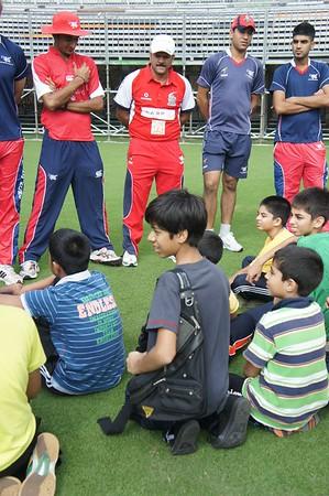 2011 KCC Cricket Clinic