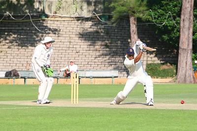 Hong Kong Domestic Cricket