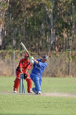 ICC World Cricket League Division 3 Darwin 2007