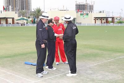 3rd/4th Play-off - Hong Kong v. PNG, 15 Apr 2011