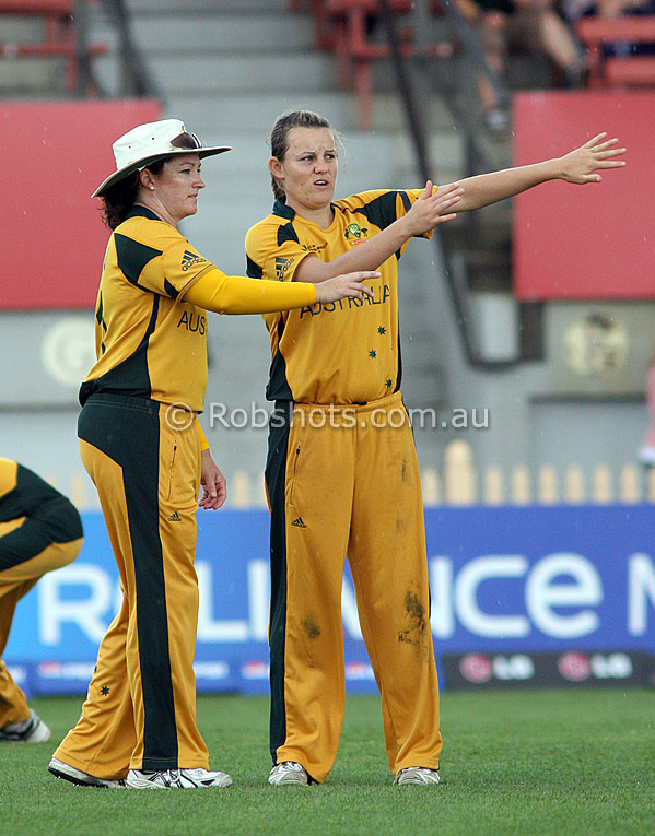 Australia Vs New Zealand - North Sydney Oval - 8th March
