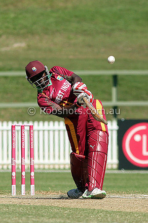 England Vs West Indies - Drummoyne Oval - 17th March