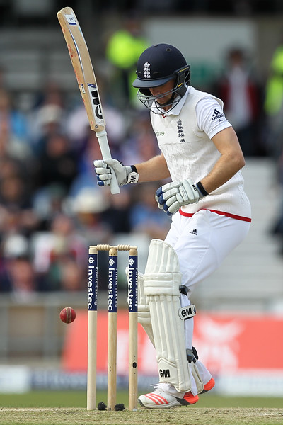 England vs New Zealand 2nd Invested Test Match 2015