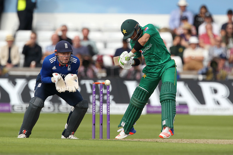 England vs Pakistan in the Fourth Royal London One Day International_Thu, 01-Sep-16_025
