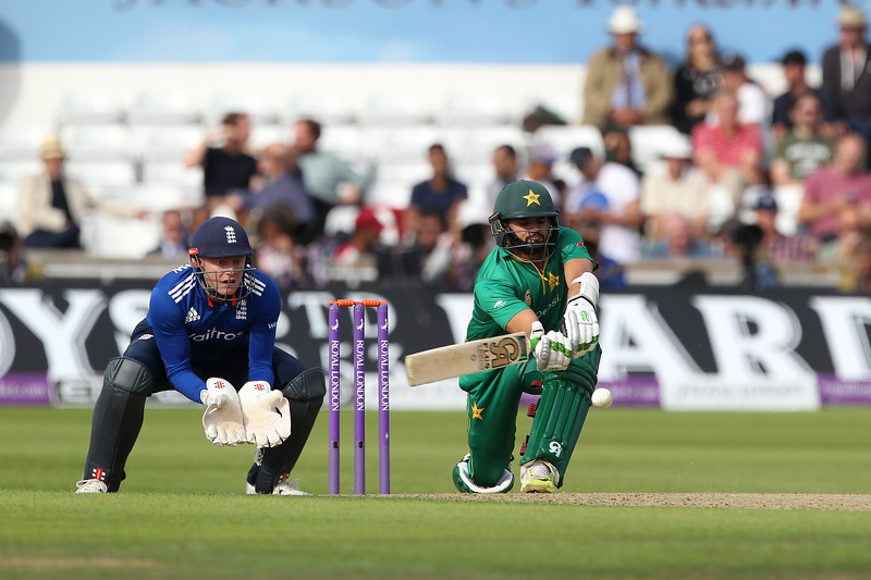 England vs Pakistan in the Fourth Royal London One Day International_Thu, 01-Sep-16_026
