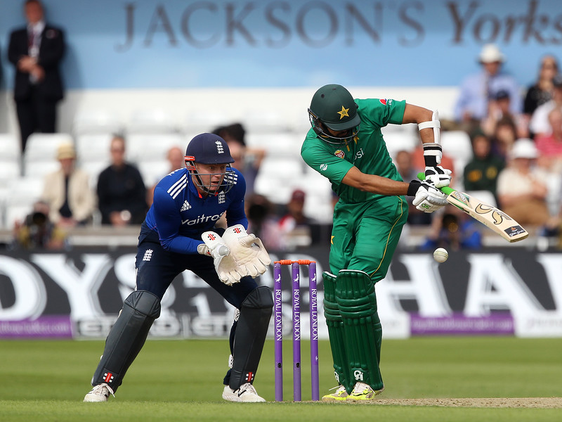 England vs Pakistan in the Fourth Royal London One Day International_Thu, 01-Sep-16_012