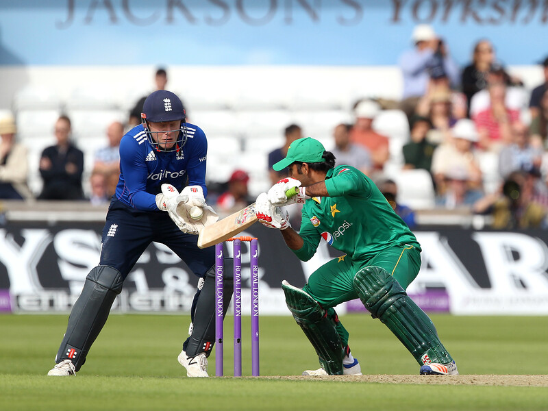 England vs Pakistan in the Fourth Royal London One Day International_Thu, 01-Sep-16_017