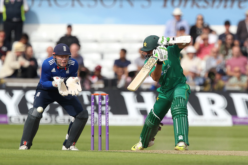 England vs Pakistan in the Fourth Royal London One Day International_Thu, 01-Sep-16_023