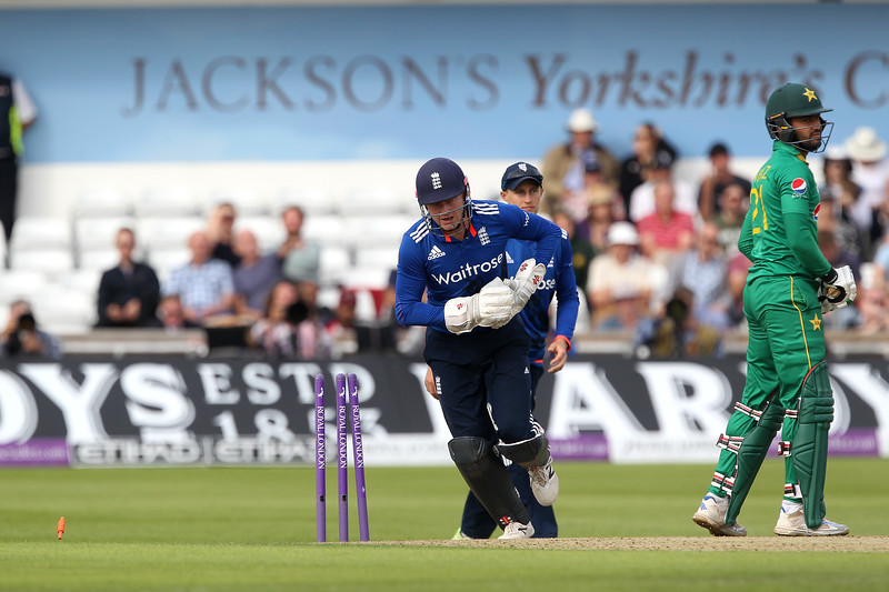 England vs Pakistan in the Fourth Royal London One Day International_Thu, 01-Sep-16_032