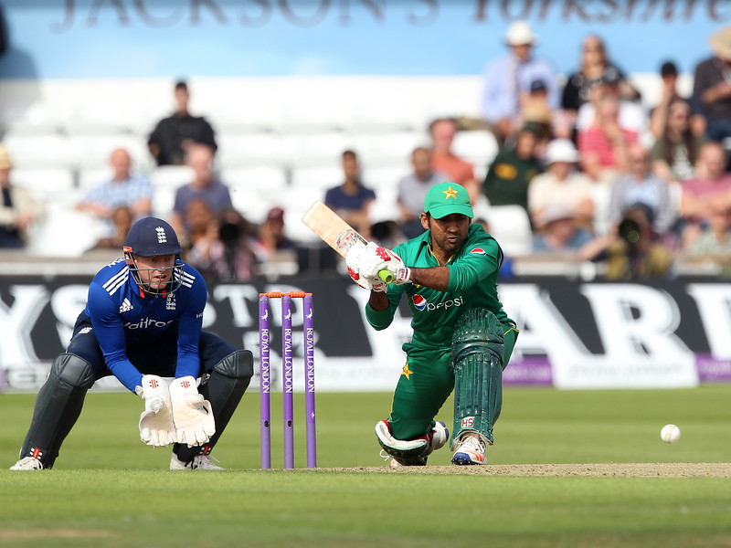 England vs Pakistan in the Fourth Royal London One Day International_Thu, 01-Sep-16_016
