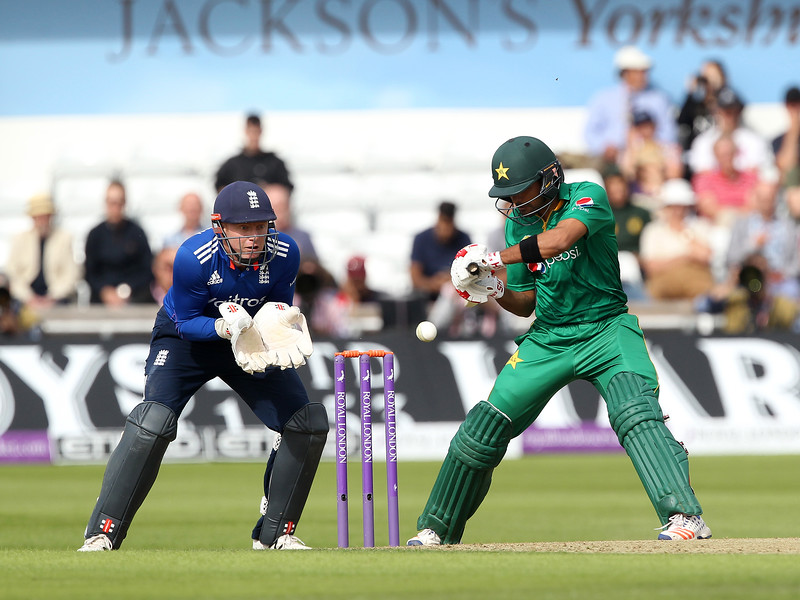 England vs Pakistan in the Fourth Royal London One Day International_Thu, 01-Sep-16_013