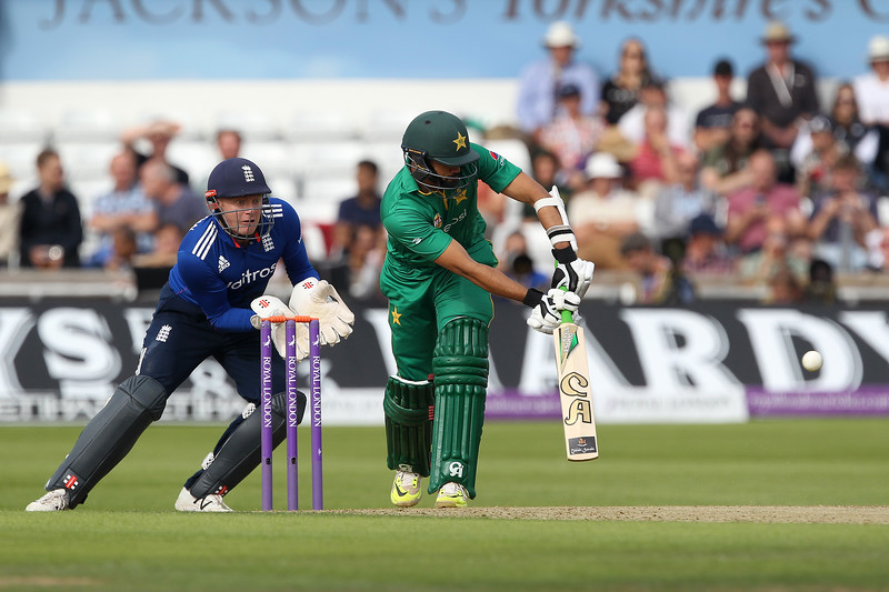 England vs Pakistan in the Fourth Royal London One Day International_Thu, 01-Sep-16_024
