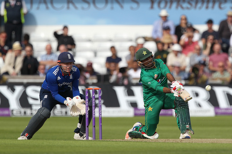 England vs Pakistan in the Fourth Royal London One Day International_Thu, 01-Sep-16_021