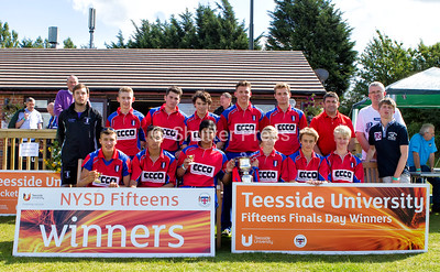 NYSD Fifteens Finals - Sunday 24th August 2014